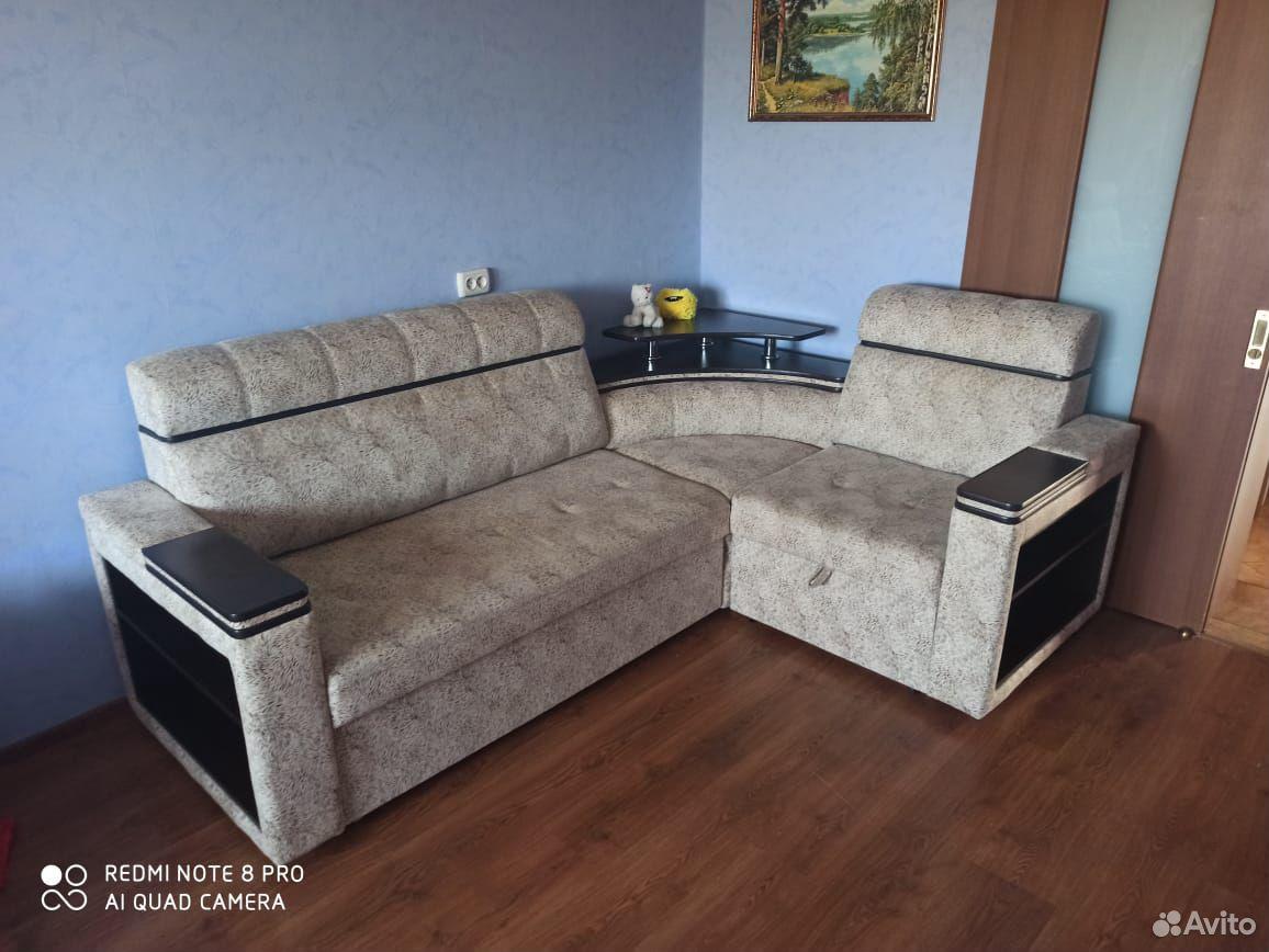 Диван и кресло-кровать  89276673237 купить 1