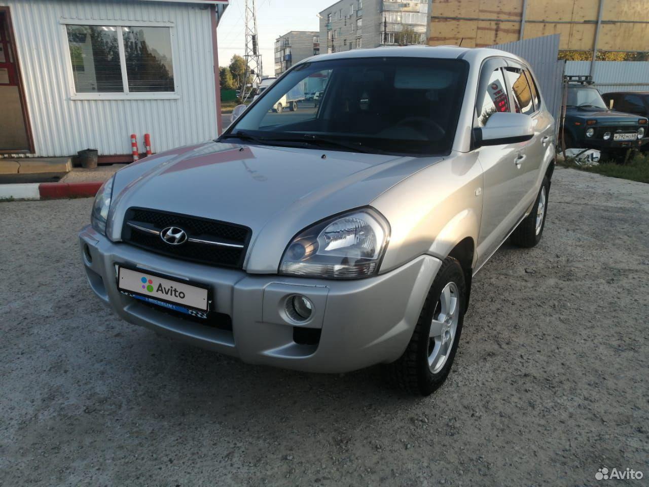 Hyundai Tucson, 2008  89092315708 buy 1