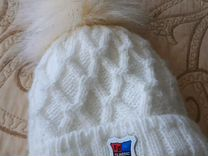 Зимняя шапочка для мальчика