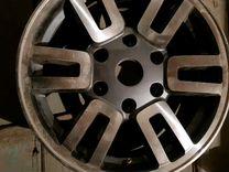 Диски литые Форд рэйнджер/мазда бт-50