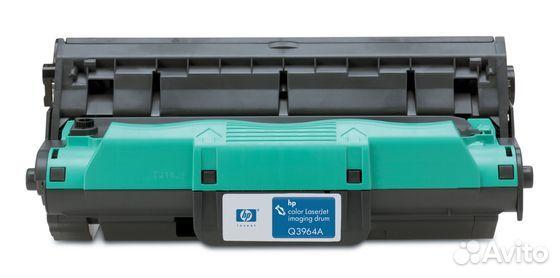 Картридж HP Q3964A для HP Color LaserJet 2550  89127860820 купить 3