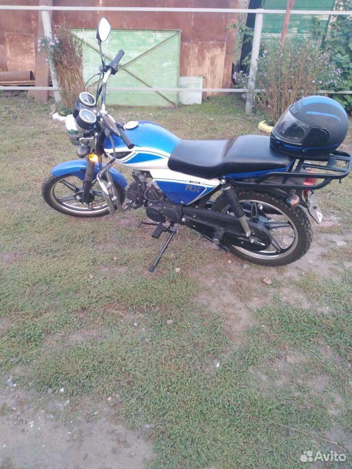 Продам мопед Riva 2RX  89066587969 купить 5