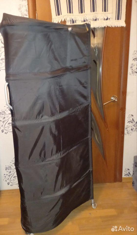 Гардероб из ткани икеа пс  89025048816 купить 2