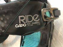 Сноубордические крепления Ride Capo — Спорт и отдых в Волгограде