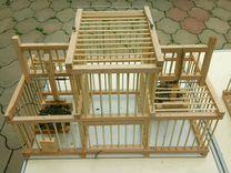 Ловушки и клетки для птиц