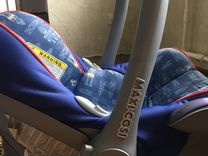 Автомобильное кресло maxi cosi carbioFix