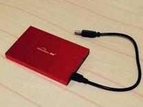 Переносной жёсткий диск 200 GB