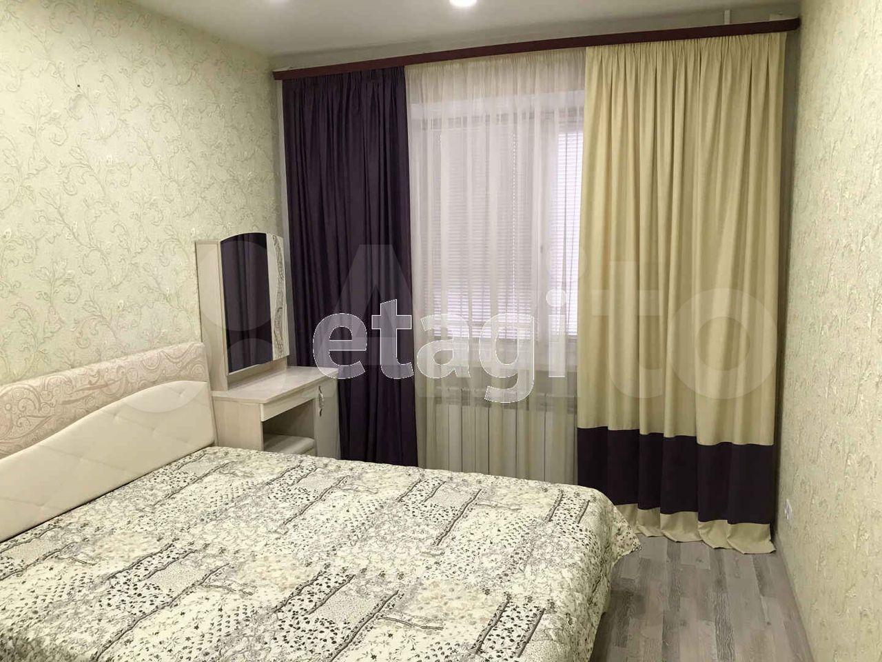 2-room apartment 51 m2, 3/5 floor.