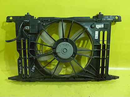 Диффузор вентилятор Toyota Avensis 3 T270 Б/У