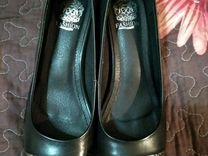 Туфли кожа — Одежда, обувь, аксессуары в Геленджике