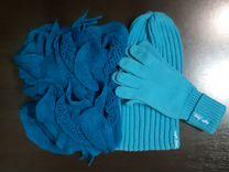 Женский шарф / шапка
