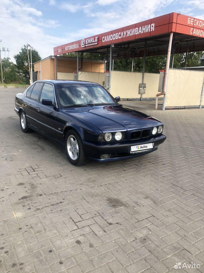 BMW 5 серия, 1992  89097810175 купить 4