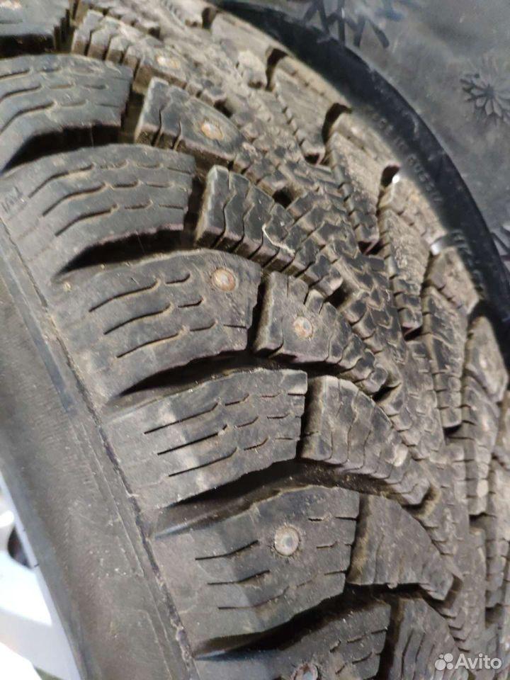 Зимние шипованные колеса  89278124932 купить 3