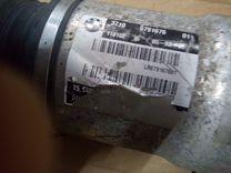 Амортизатор BMW f01. Стойка Пневма Бмв F01