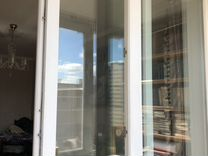 Пластиковые раздвижные двери Patio (Патио)