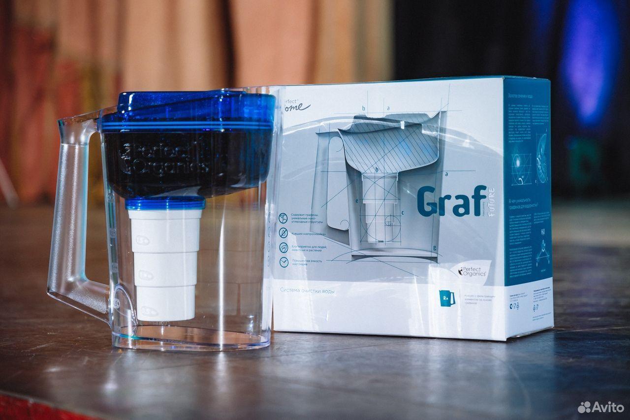 Фильтр для воды Граф от Перфект Органикс