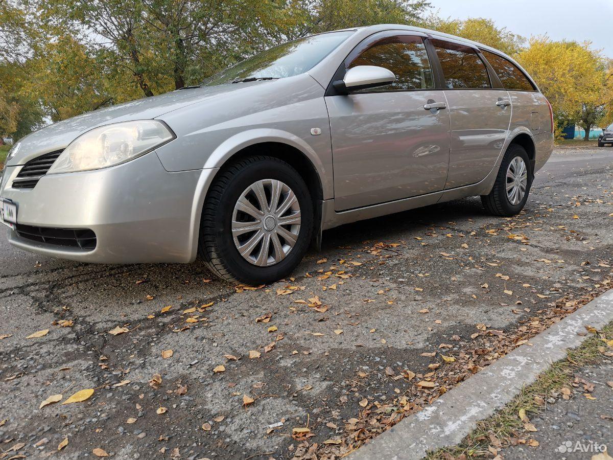 Nissan Primera, 2002  89835883810 купить 10
