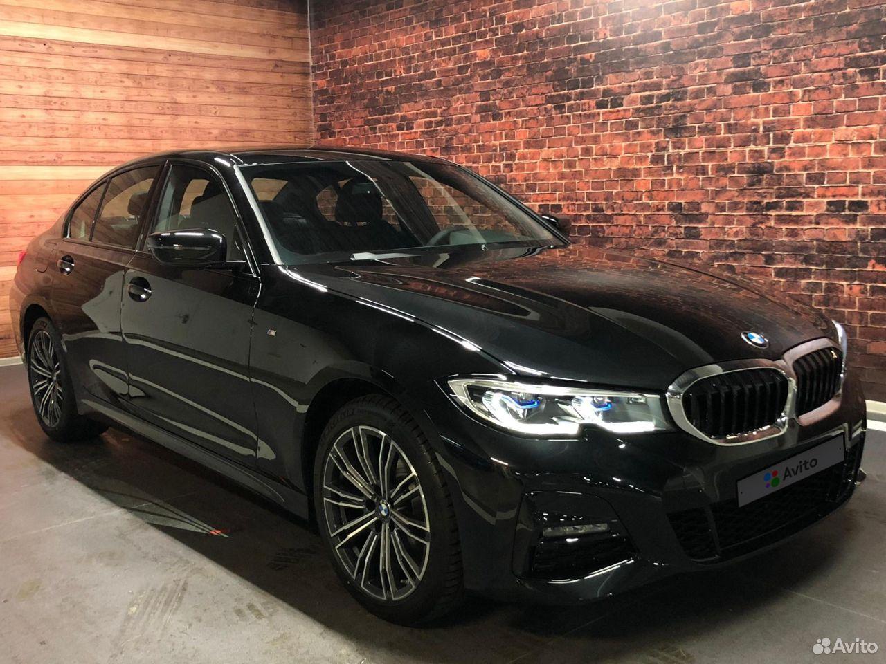 BMW 3 серия, 2020  88129219617 купить 1