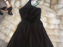 Платье Чокер