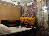 Популярный салон традиционного тайского массажа