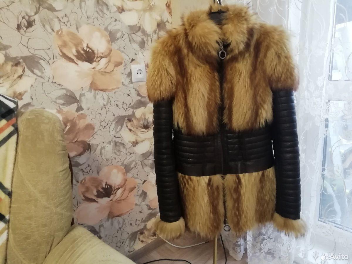 Куртка, натуральная кожа  89006739525 купить 2
