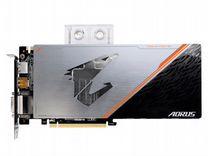 Видеокарта gigabyte GeForce GTX 1080 TI Waterforce