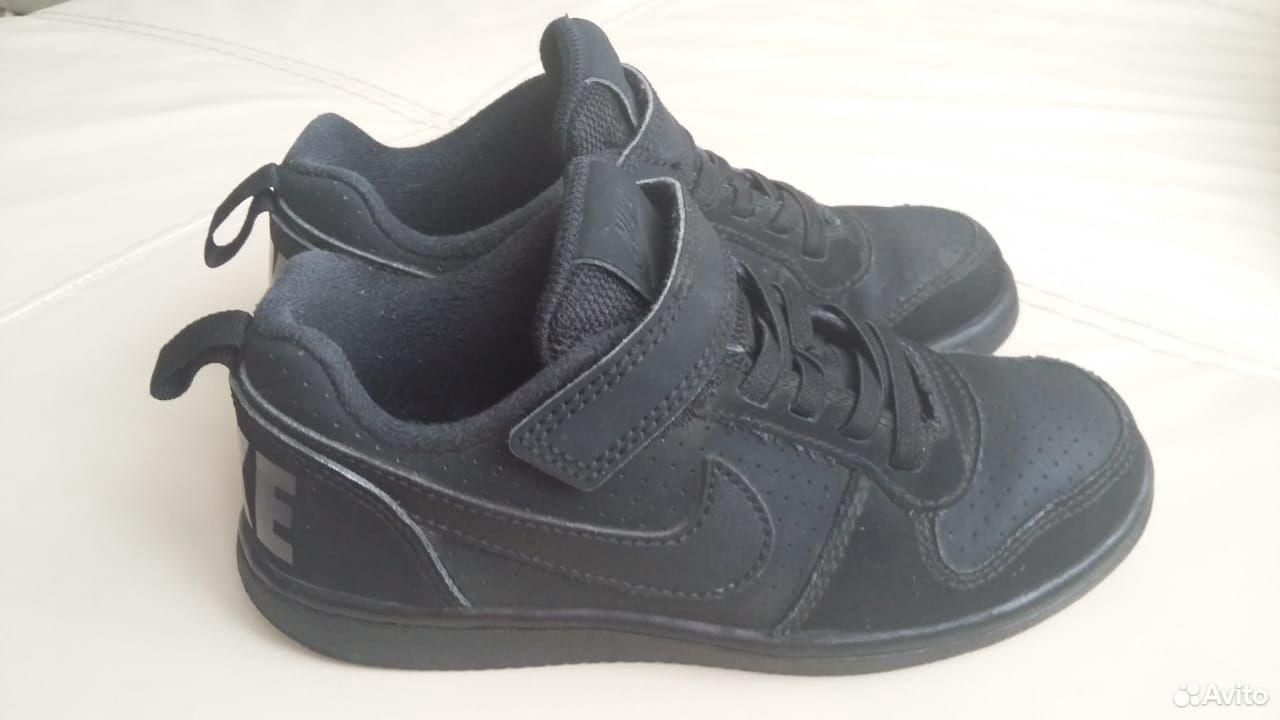 Кроссовки Nike, б/у р.29,5, оригинал  89116952587 купить 1