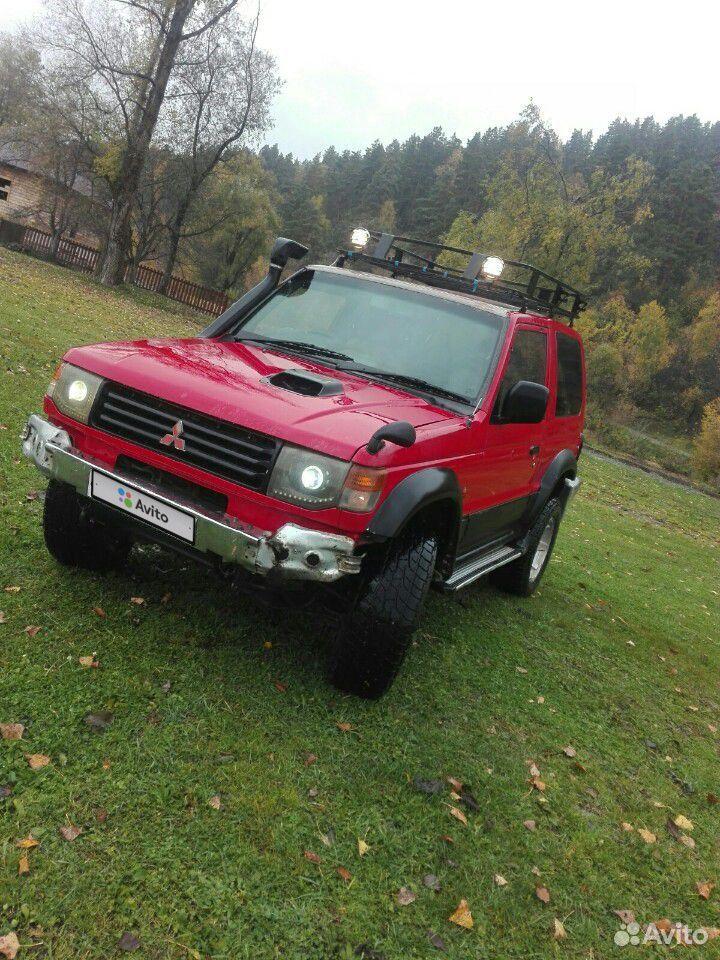 Mitsubishi Pajero, 1994  89612385302 купить 3