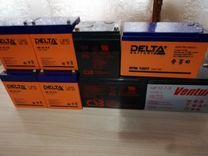 Аккумулятор Delta HR12-5.8 & 7A/h(б.у)
