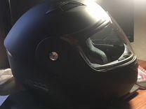 Мото шлем Flip moto Bluetooth гарнитура