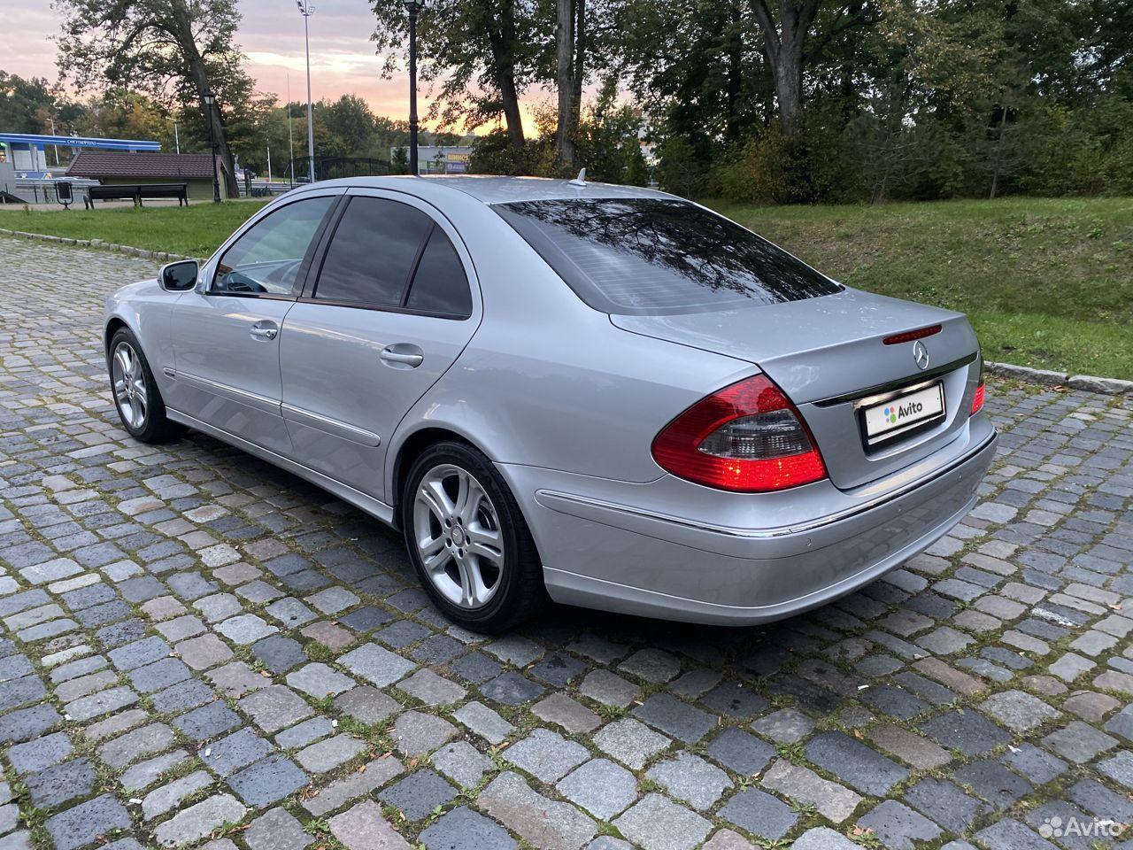 Mercedes-Benz E-class, 2009  89097977517 buy 8