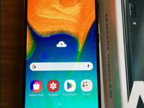 Новый SAMSUNG Galaxy A30 2019 гарантия доставка