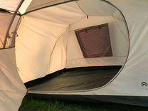 Палатка 4местная новая
