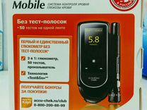 Глюкометр Accu-Chek Mobile, гарантия, рабочий
