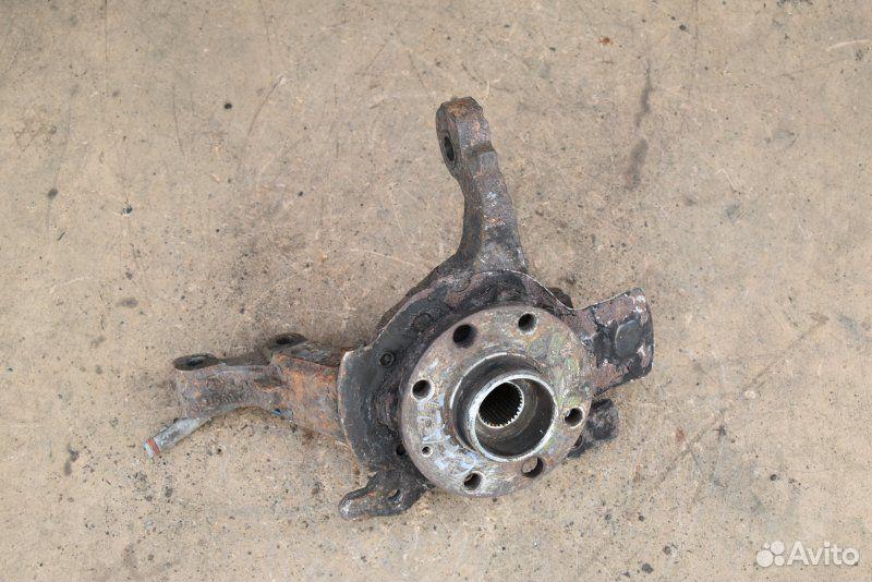 89307139175  Кулак поворотный передний левый Opel Astra H 2004
