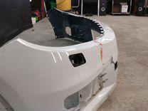 Передний бампер на volkswagen tiguan