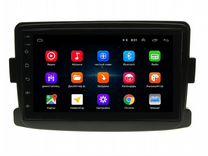 2 DIN магнитола Renault Duster Android с GPS