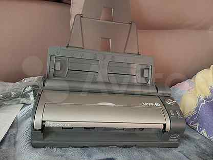 Сканер xerox 3115