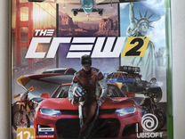 Новый диск The Crew 2 для Xbox One