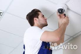 Комплект видеонаблюдения для помещения AHD-AKS04  89223082476 купить 1