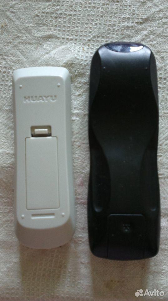 Пульт для телевизора Huayu новый и Витязь б/у  89817937093 купить 2