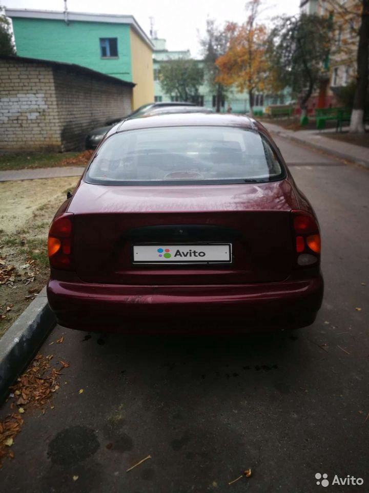 Chevrolet Lanos, 2006  89606385433 купить 1
