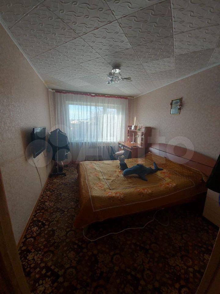 2-room apartment, 50 m2, 1/5 floor  89148633303 buy 6