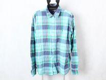 4b37797d532 Рубашка в клетку Tommy Hilfiger XL 34278