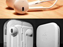 EarPods 3.5 mm цвет белый iPhone 4S RU/A
