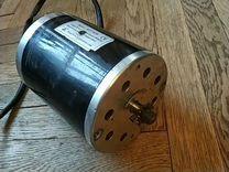 Электромотор 500W 36v