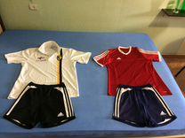 Футбольная форма. 2 комплекта. Оригинал