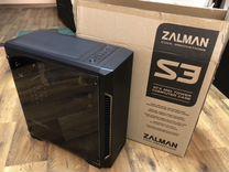Gaming Zalman S3 / i5 / GT710 / SSD / Wind10