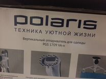 Вертикальный отпариватель Polaris