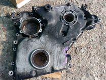Лобовая крышка двигателя бмв М51 М 51